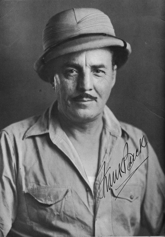 Frank Chasseur De Fauves : frank, chasseur, fauves, Frank, Wikipédia
