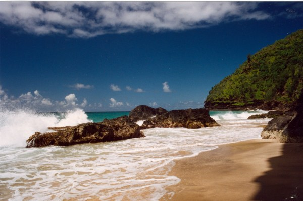 Na Pali Coast Hawaii Kauai Beach