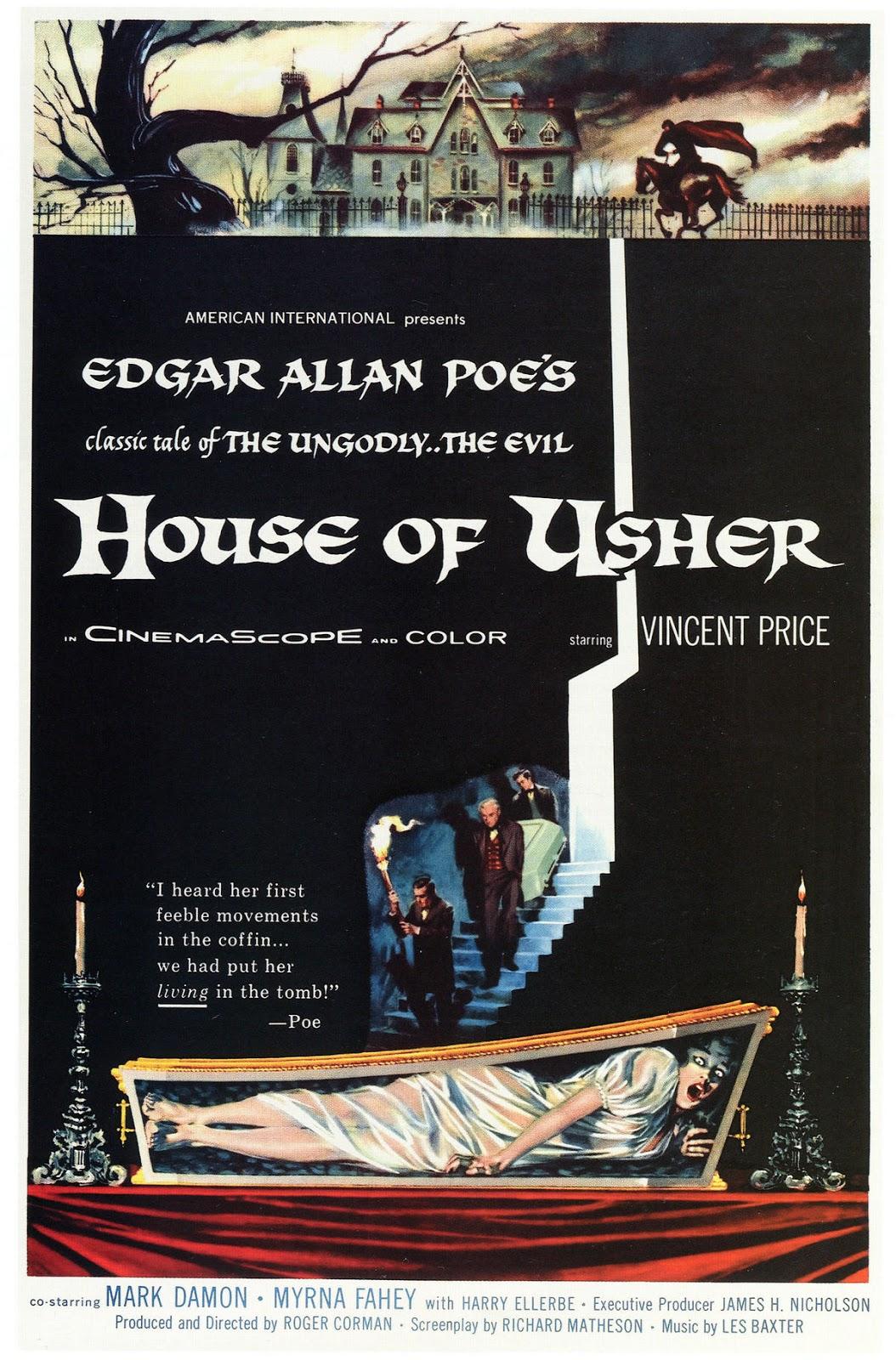 La Chute De La Maison Usher Film : chute, maison, usher, House, Usher, (film), Wikipedia