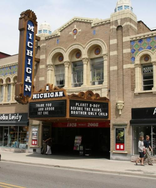 Image result for michigan theater