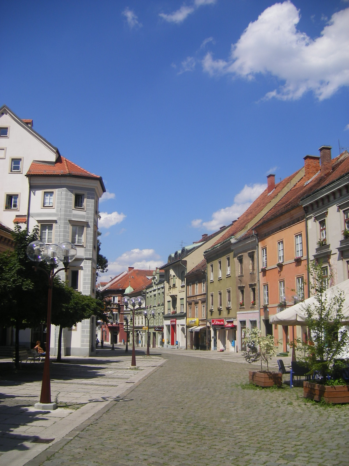Celje  Travel guide at Wikivoyage