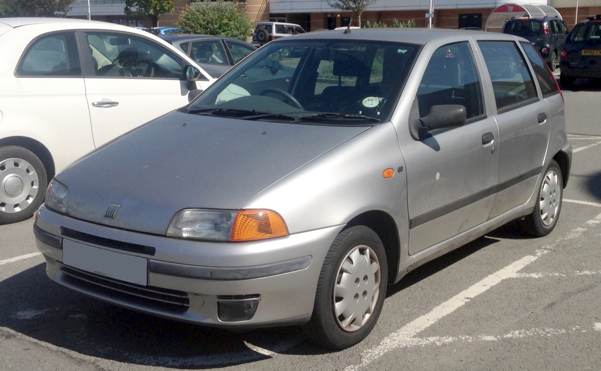 hight resolution of 1998 fiat punto sx selecta 1 2 front jpg