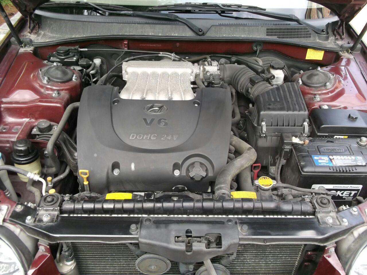 hight resolution of hyundai delta engine