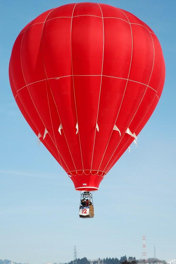 hot air balloon # 4