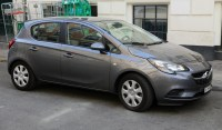 File:2016 Opel Corsa EcoFlex 5-door (CH), front right.jpg ...
