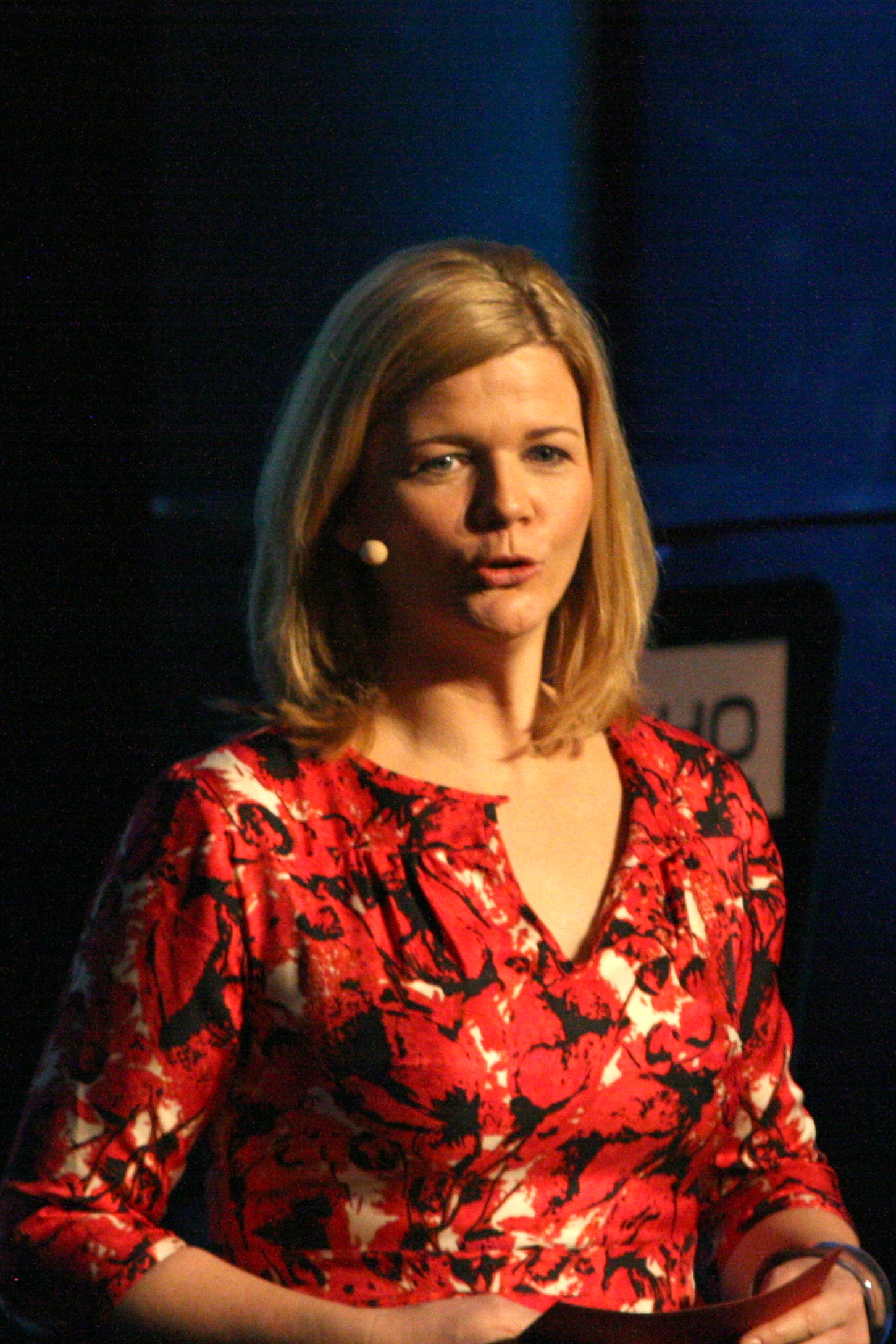 Anne Lindmo  Wikipedia
