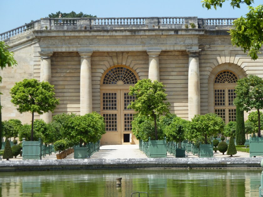 Image result for orangerie versailles