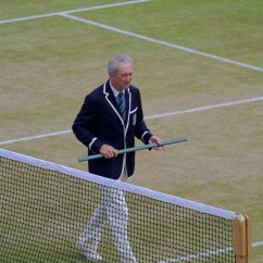 Tennis Umpire Chair Hire Holiday Covers Dining Rooms The 3 Crazy Rules A Wimbledon Judge Line Has To Follow I