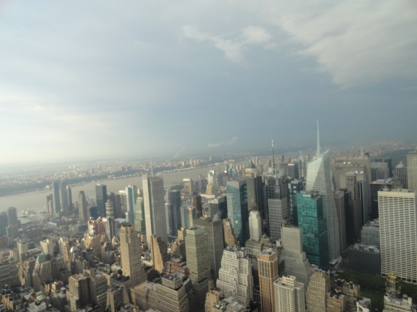 File Day View Empire State Building Observatory Manhattan York City United States