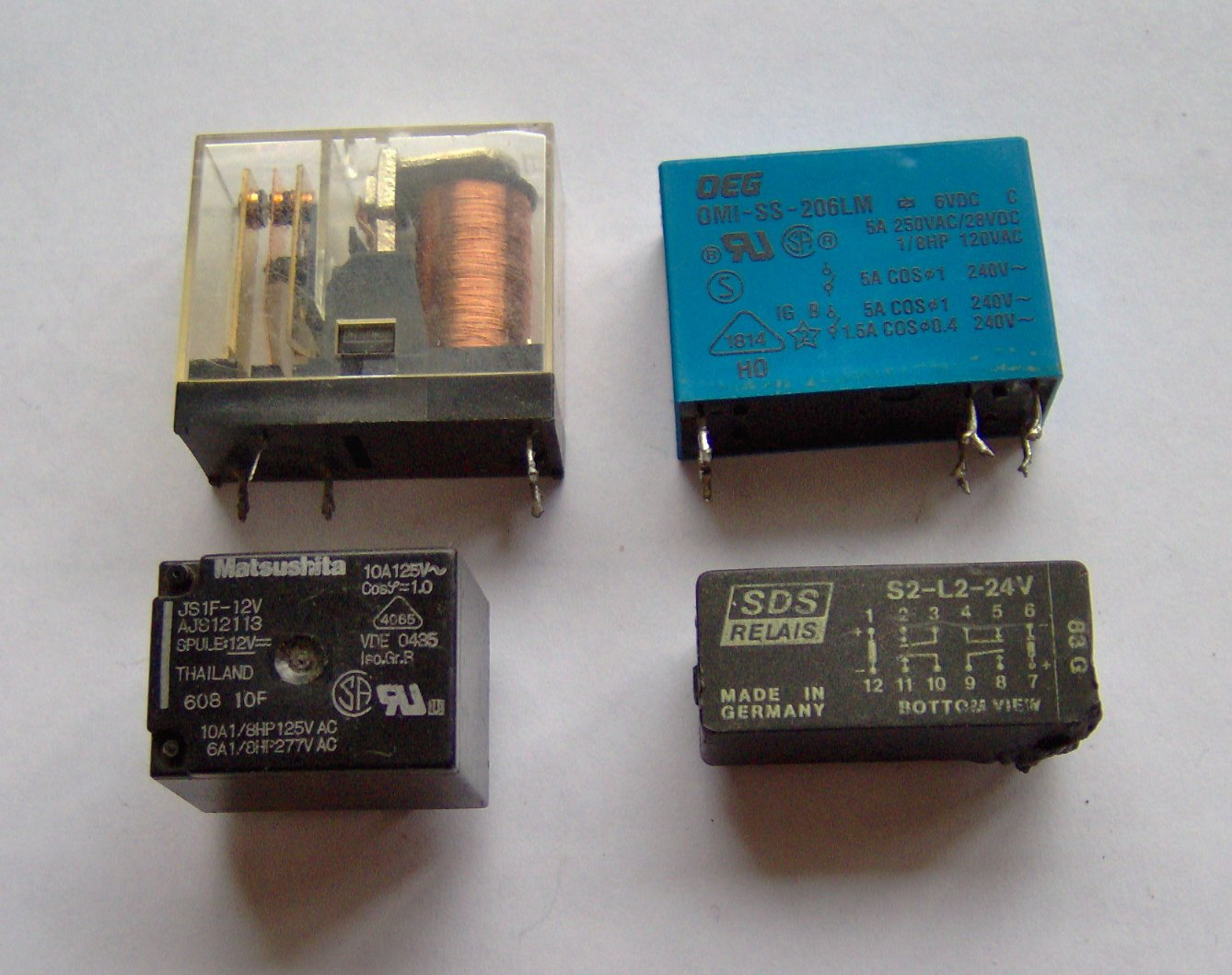 Electronic Component Wikipedia The Free Encyclopedia