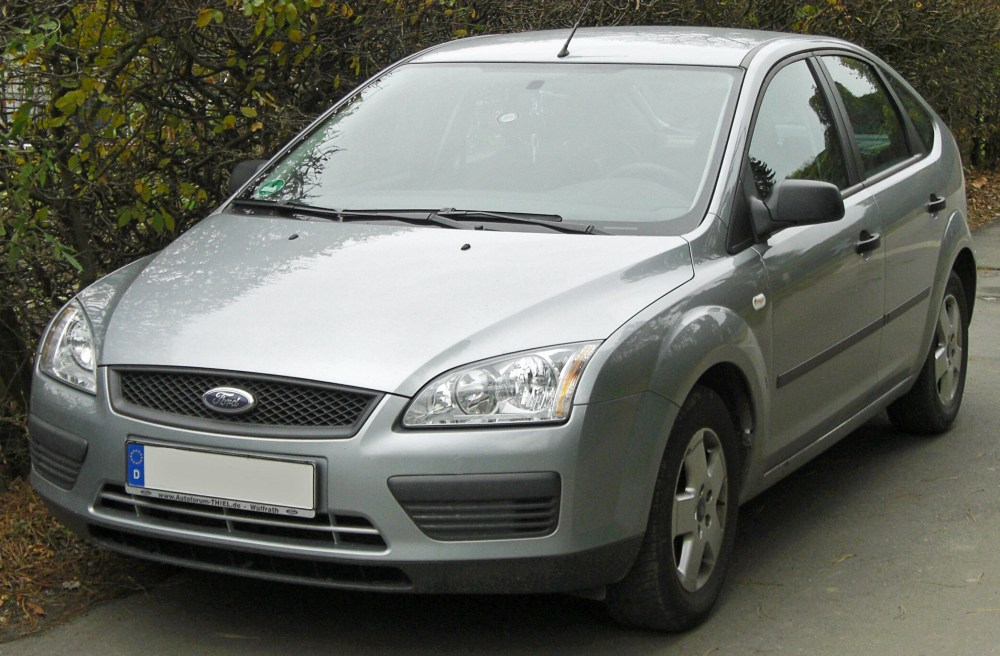 medium resolution of ford focus ii 2004 2008 front mj difference between a 2000 focus and a citroen relay fuse box