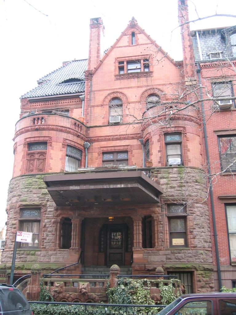 Herman Behr Mansion Wikipedia