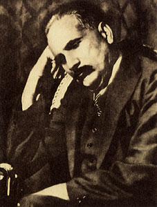 Dr. Allama Muhammad Iqbal (1877-1938), a notab...