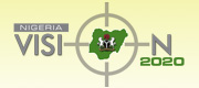 Logo created for Nigeria Vision 2020