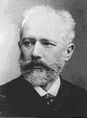 Pyotr Ilyich Tchaikovsky.