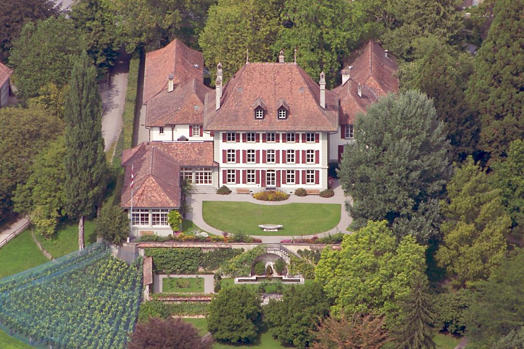 Neues Schloss Gerzensee  Wikipedia