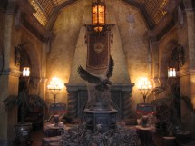 Twilight Zone Tower of Terror Inside Disney World