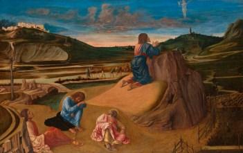 Resultado de imagem para giovanni bellini, oração no horto