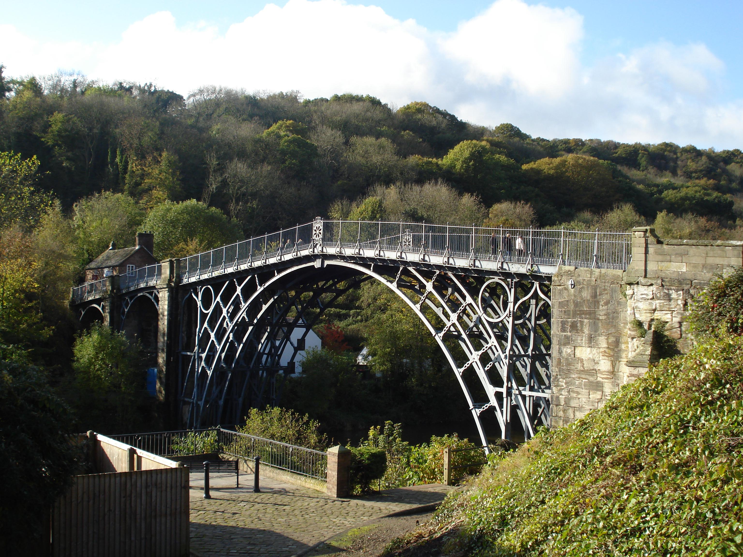 File:Ironbridge - panoramio - ian freeman.jpg - Wikimedia Commons