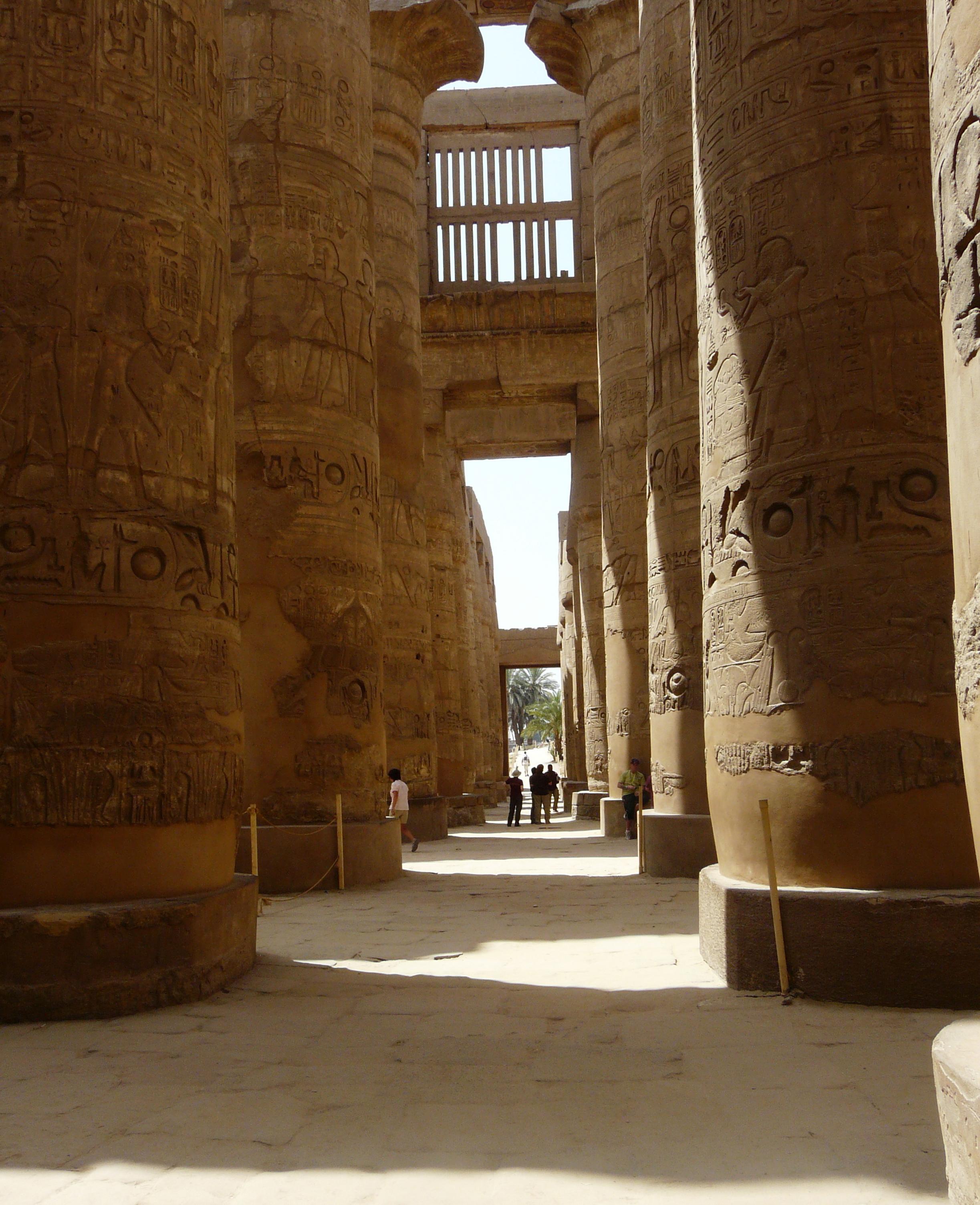 Locus amoenus El Arte por el arte Recorremos el templo