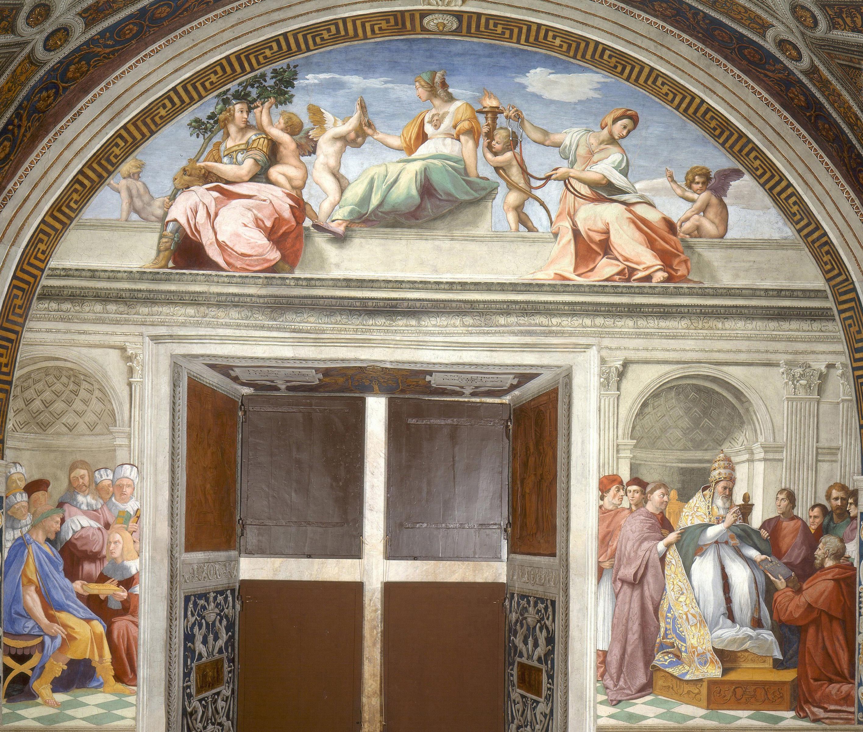 ArchivoRafael  Virtudes Teologales y la Ley Estancia