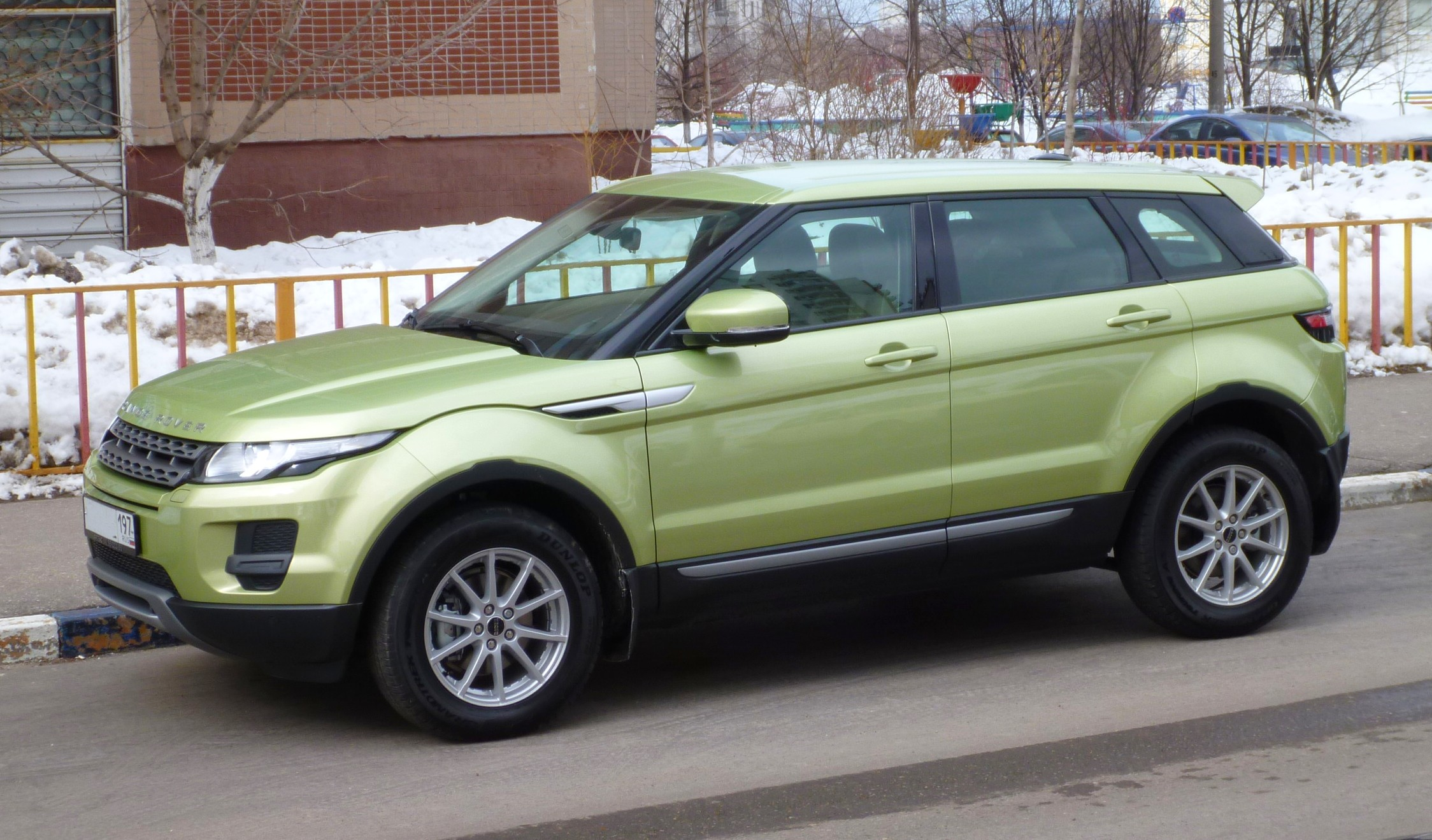 Range Rover Evoque Bilder Land rover range evoque victoria