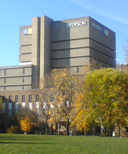 Ryerson University Library  Wikipedia