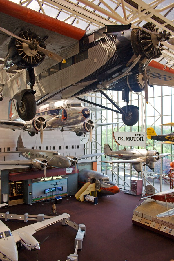 Smithsonian Air and Space Museum DC