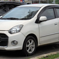 Toyota New Agya Trd 2017 Grand Avanza E 1.3 Manual Daihatsu Ayla Wikipedia