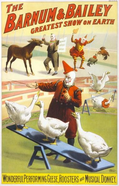 Resultado de imagen de Barnum & Bailey Circus