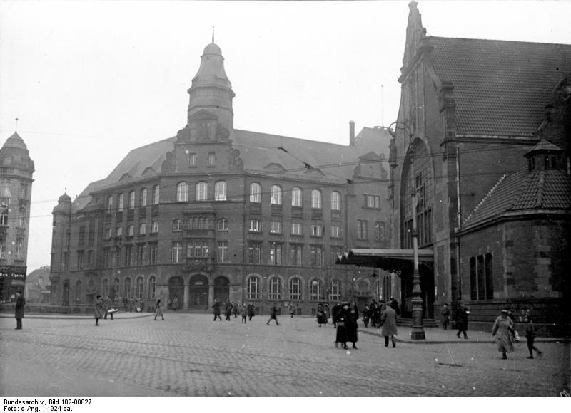 Gelsenkirchen Hauptbahnhof  Wikiwand