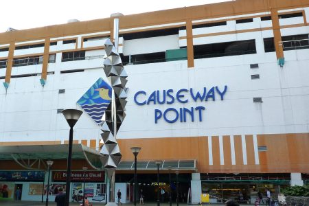 Image result for woodland singapore causeway point