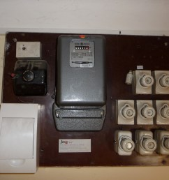 file czech electricity meter and fuse box jpg [ 3210 x 2358 Pixel ]