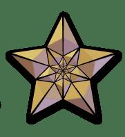 Symbolen för utmärkta artiklar