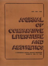Journal of Comparative Literature and Aesthetics Wikipedia