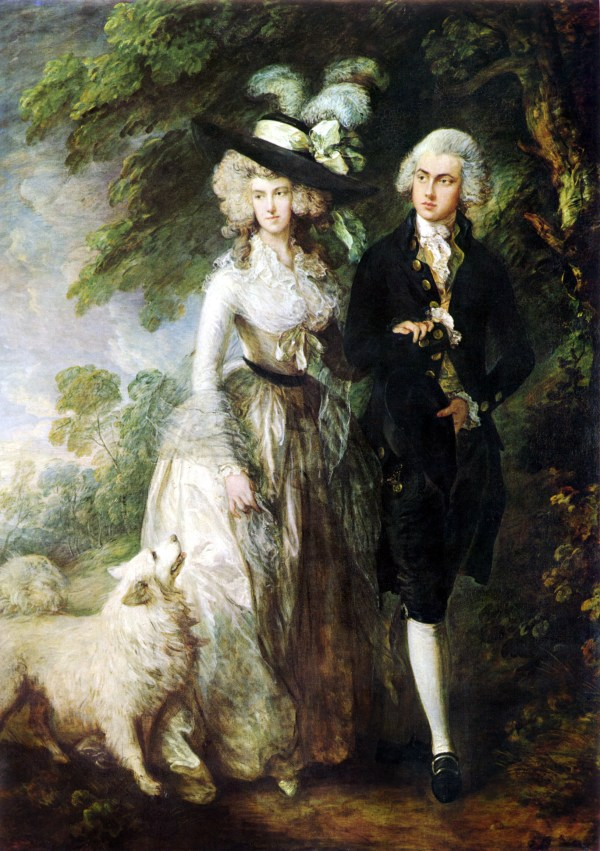 Thomas Gainsborough Morning Walk