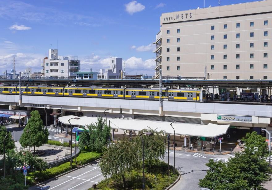 「高円寺駅」の画像検索結果