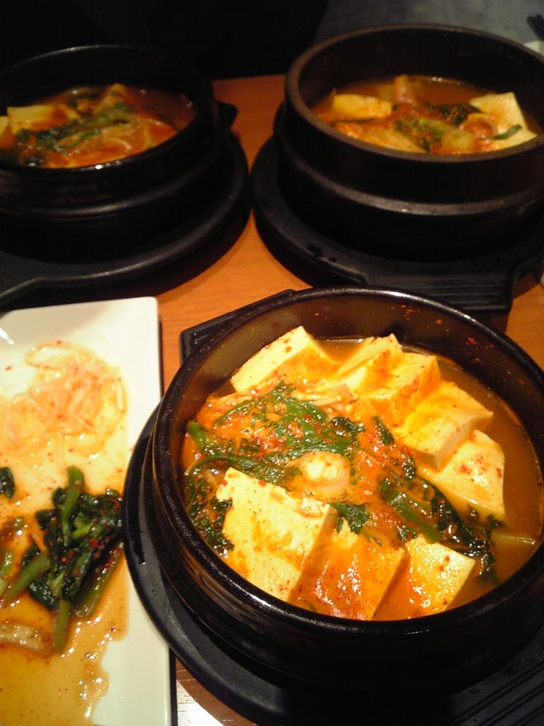Korean Tofu Stew