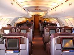 English: Taken on Singapore Airlines Flight 86...