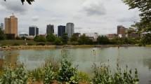 Railroad Park Birmingham
