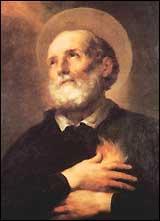 St. Philip Romolo Neri (Filippo Neri; known as...