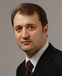 Vlad Filat, politician from Moldova