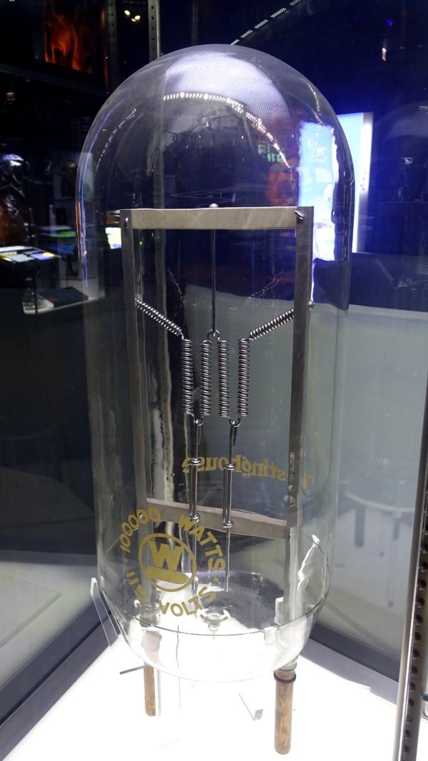 File 100 000 Watt Light Bulb Westinghouse Electric