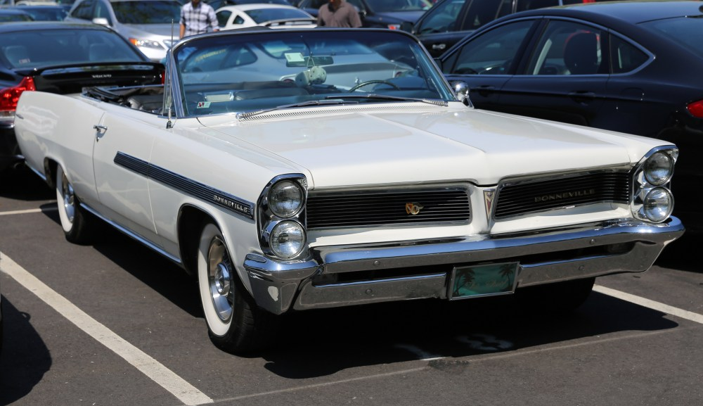 medium resolution of 1963 pontiac bonneville convertible