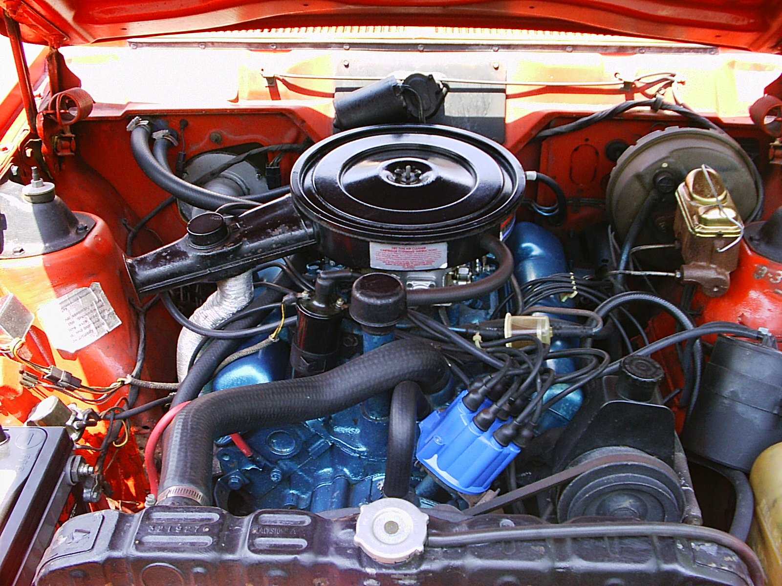 hight resolution of file 1973 hornet hatchback v8 red eng jpg