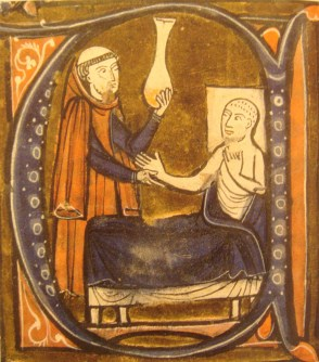 Image result for medieval physician razi
