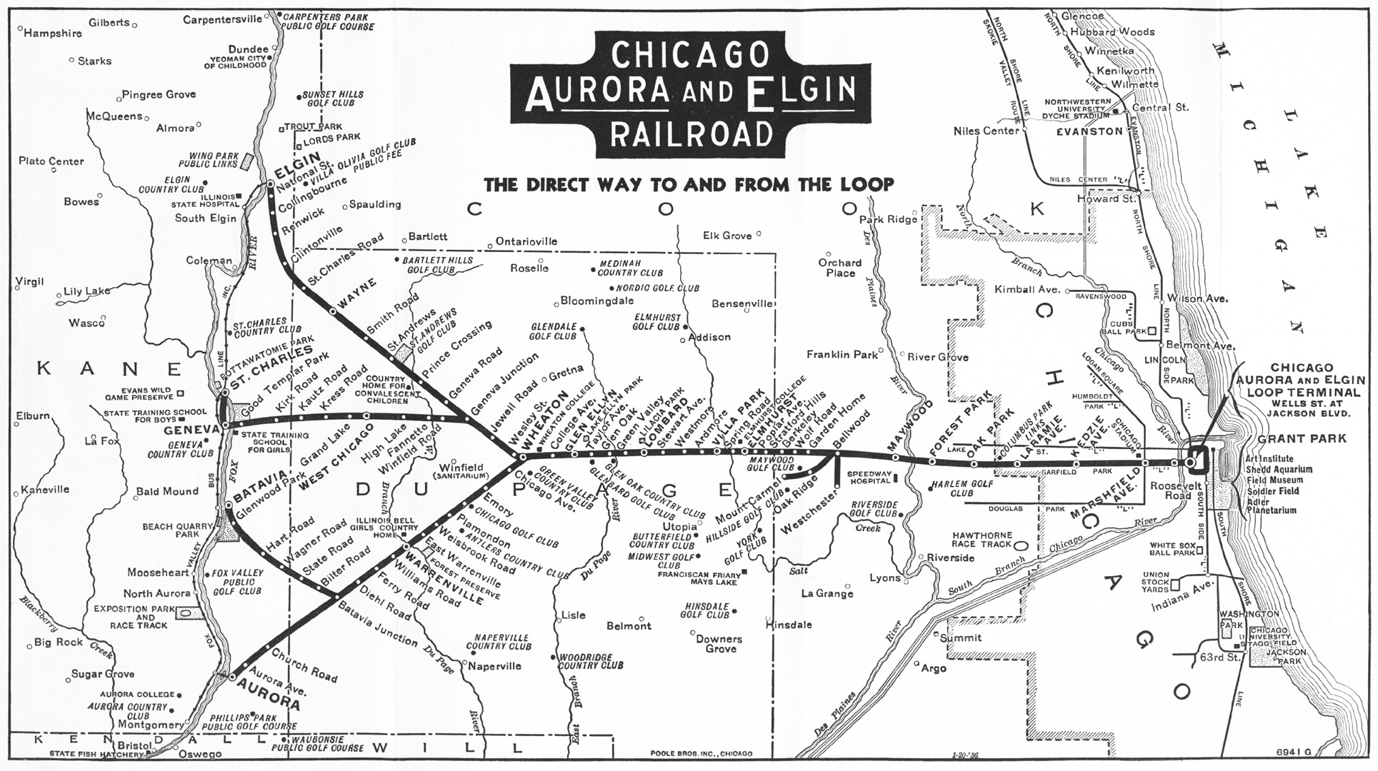 hight resolution of chicago aurora and elgin railroad