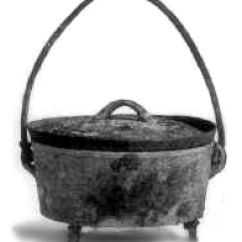 Kitchen Pans Wicker Chairs Cast Iron Cookware Wikipedia