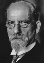 El pensamiento de Edmund Husserl será uno de los temas del VII Ciclo sobre Fenomenología y Hermenéutica en Pereira