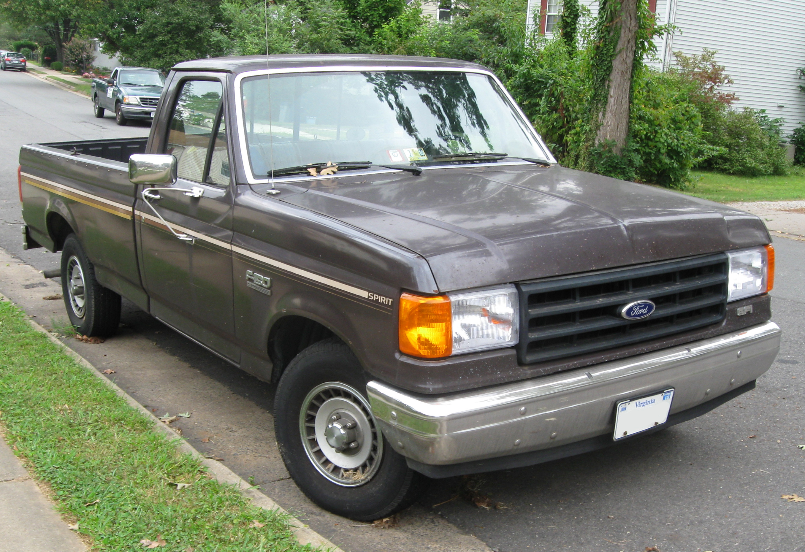 1988 ford f 150 wiring diagram basic for race car series eighth generation wikipedia
